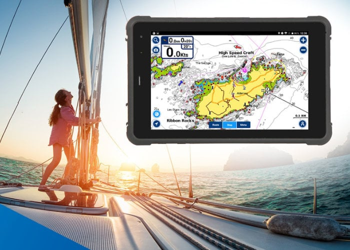 sailing tablet
