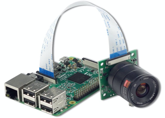 Image of article 'Raspberry Pi motion security camera project sends emails with photo when triggered'