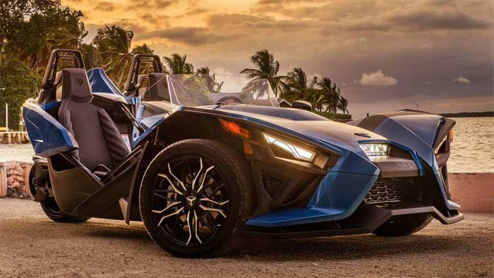 Polaris Slingshot gains heated and cooled seat option - Geeky Gadgets