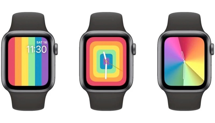 Apple Watch's new Pride bands shows support for LGBTQ community