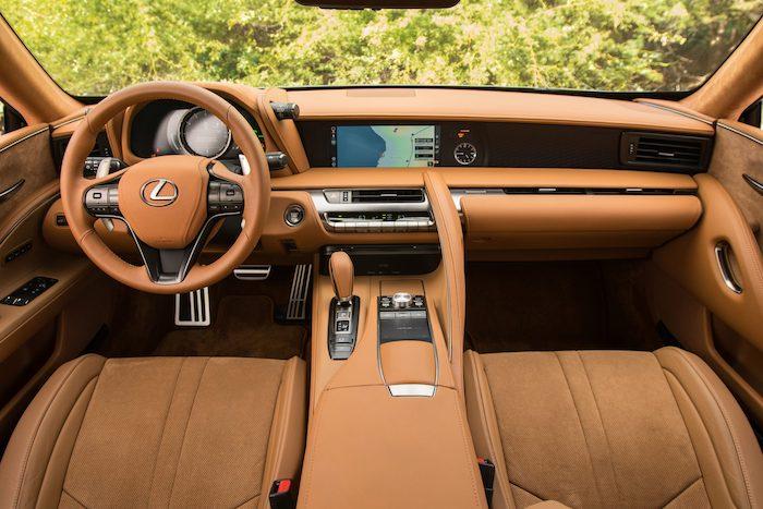 2021 Lexus LC Coupe