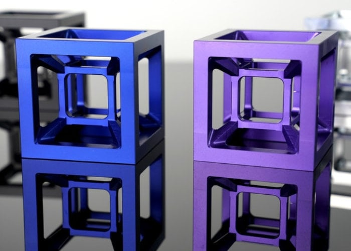 AltDynamic Tesseract CNC