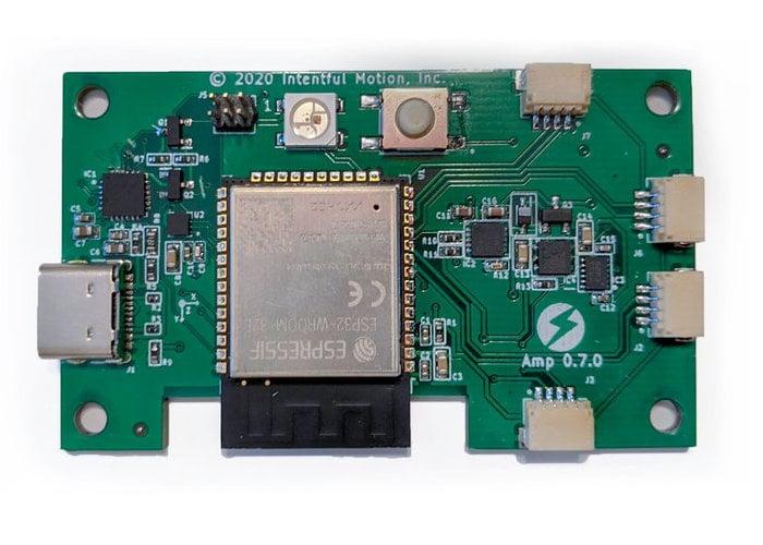 Amp smart lighting controller