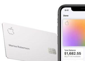 Apple Card interest free