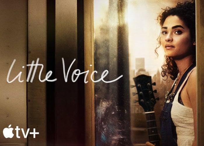 Apple TV Little Voice