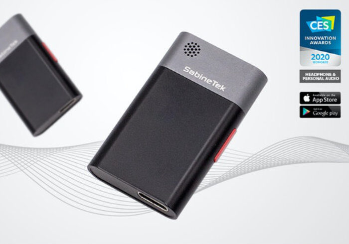 AudioWow pocket wireless audio booster and mixer