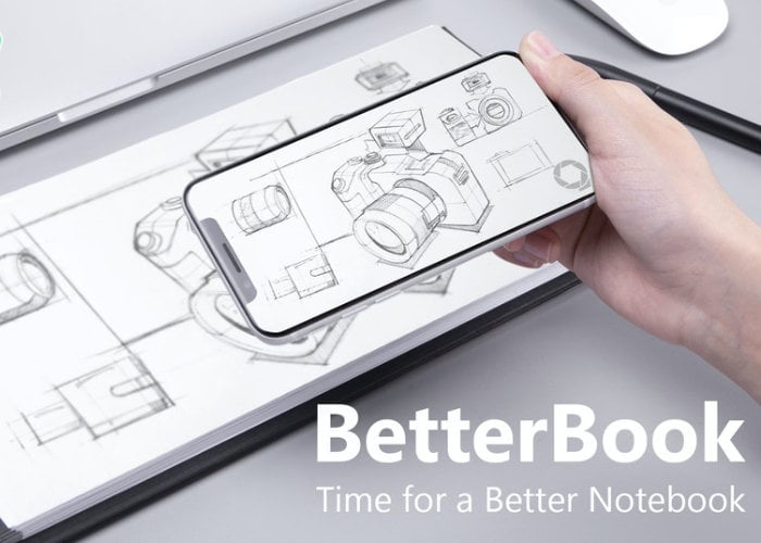BetterBook smart notebook