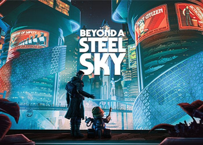 Beyond a Steel Sky launches on Apple Arcade