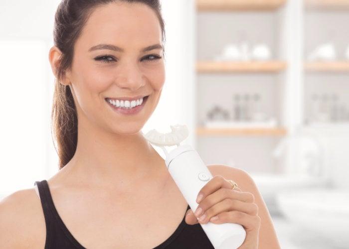 CleanFreak toothbrush