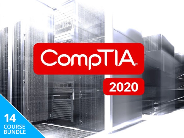 Complete 2020 CompTIA Certification Training Bundle