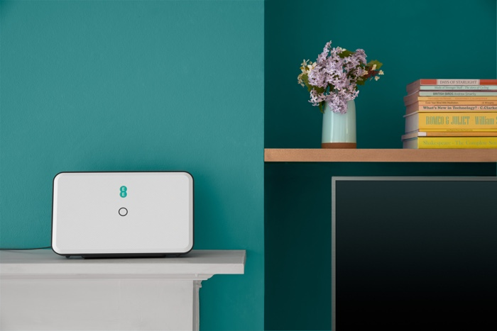 EE Smart WiFi Home Broadband