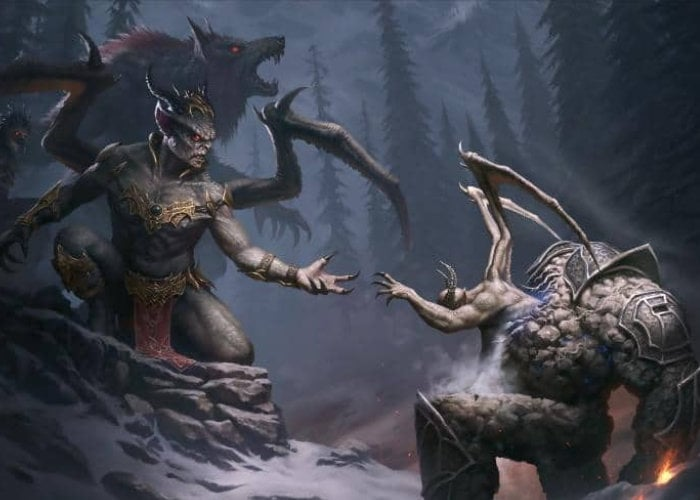 Elder Scrolls Online Greymoor expansion