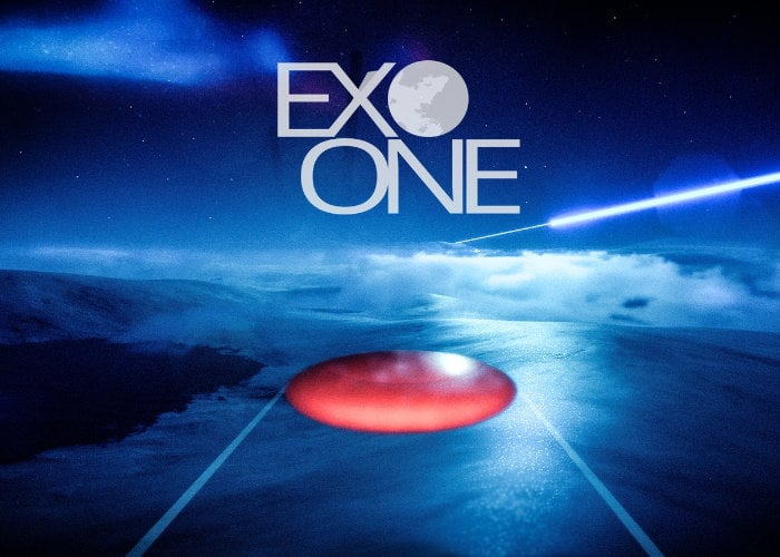 Exo One game