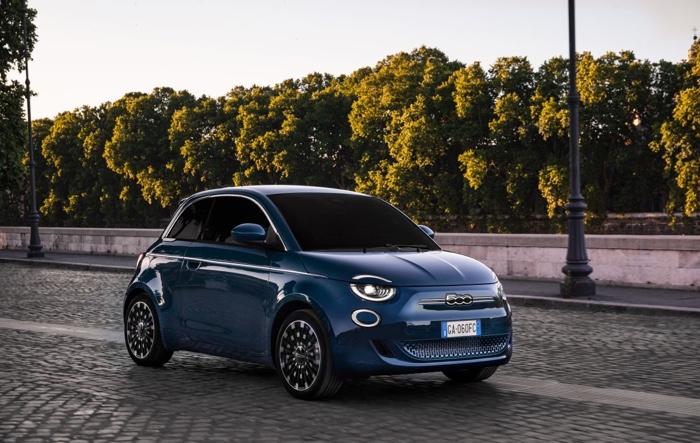 Fiat 500 'la Prima'