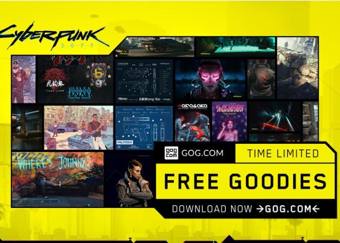Free Cyberpunk 2077