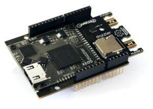 Gameduino 3X Dazzler board