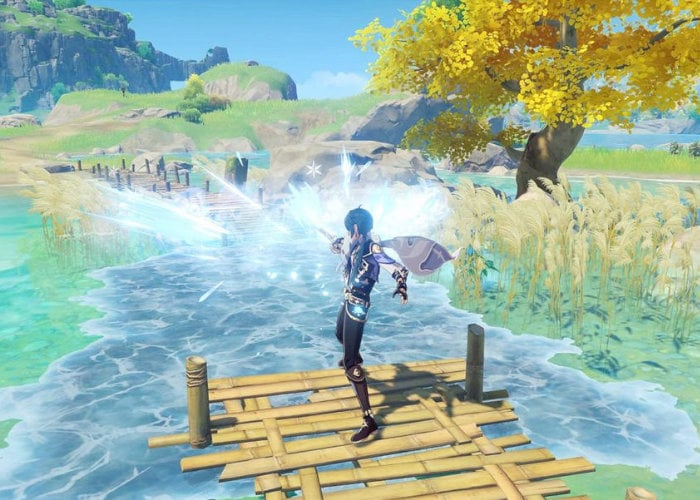 Genshin Impact PlayStation 4
