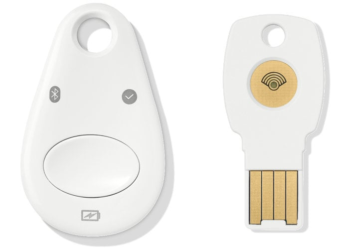 google titan Security Keys