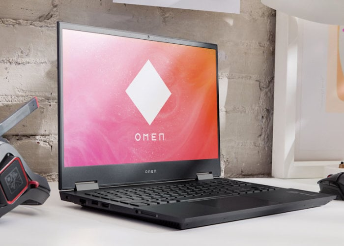 New HP Pavilion Omen 15