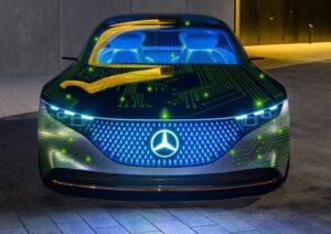 Mercedes Benz and NVIDIA