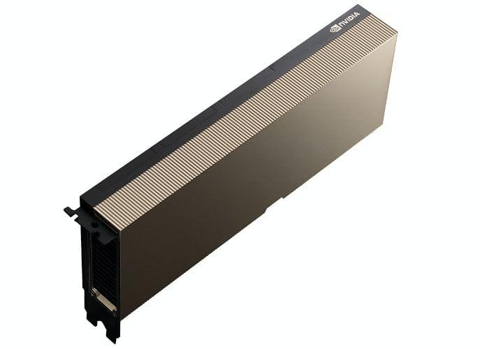 NVIDIA A100 powered servers
