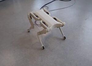 Open source Solo 8 quadruped robot