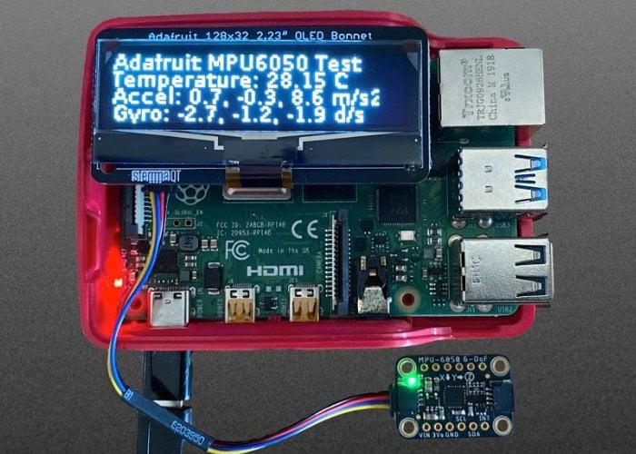 Raspberry Pi OLED