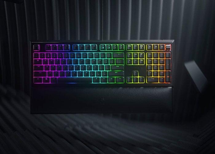 Razer Ornata V2 keyboard
