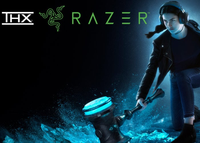 Razer THX spatial audio app now