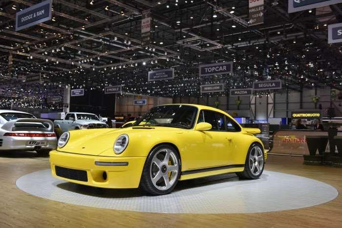 2021 Geneva Motor Show