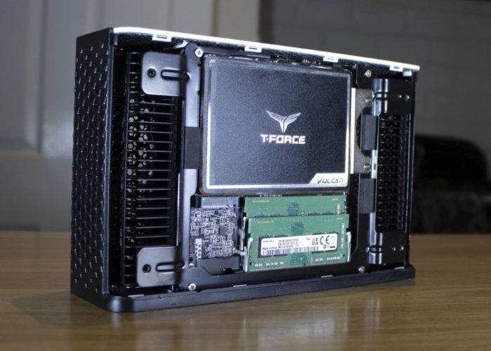 Ryzen ZBOX CA621 mini PC