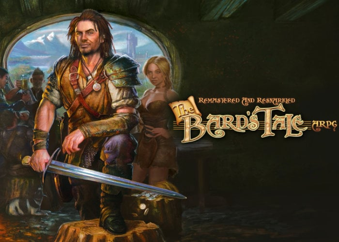 The Bards Tale 2020