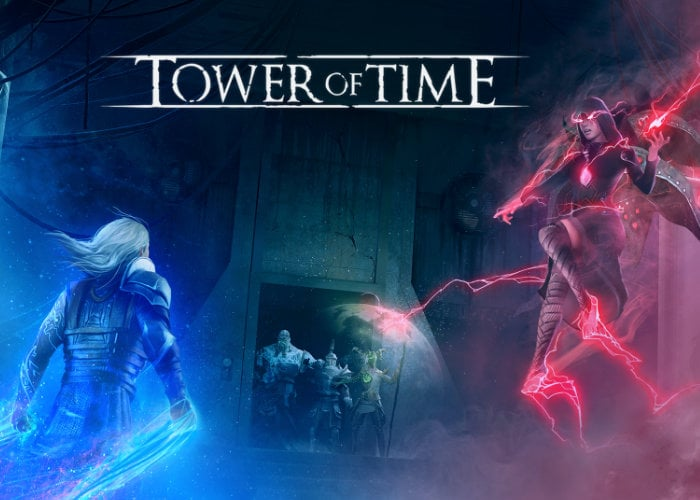 Tower Of Time RPG