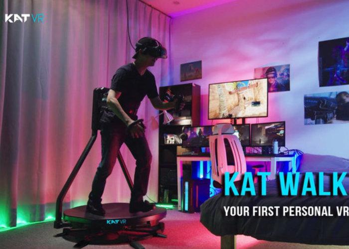 VR Treadmill KAT Walk C