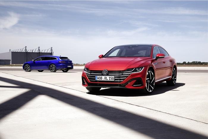 Volkswagen Arteon and Artoen Shooting Brake