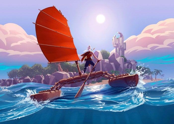 Windbound adventure game