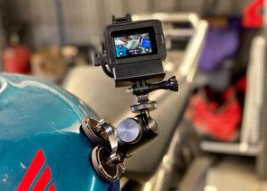 camera tripod and mount