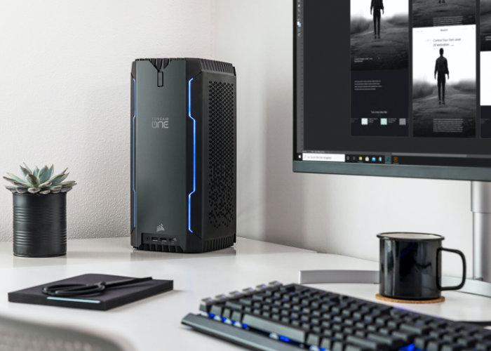 Corsair ONE a100 compact desktop PC