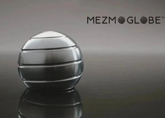 Unique optical illusion Mezmoglobe kinetic desk toy - Geeky Gadgets