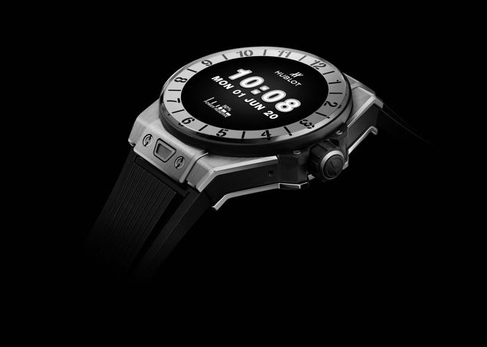Hublot Big Bang e smartwatch costs $5,200 (Video) - Geeky Gadgets