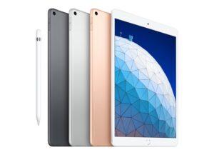 10.8 inch iPad