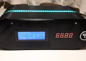noise pollution monitor