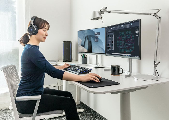 small desktop PC