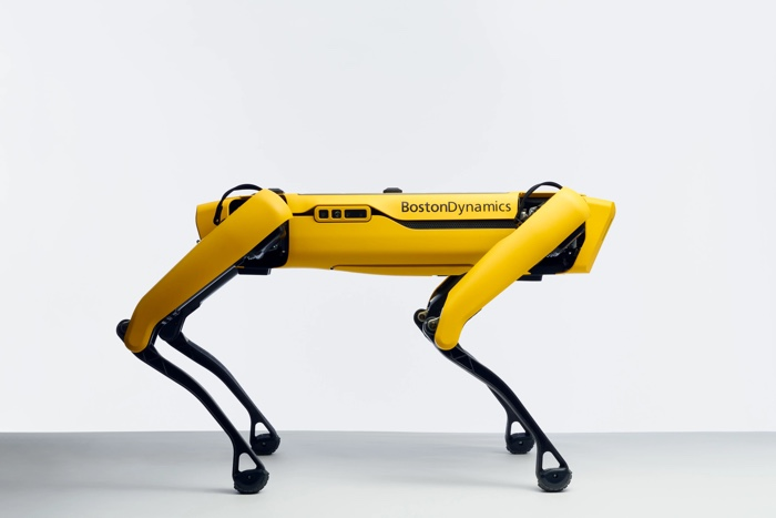 Spot Explorer robot