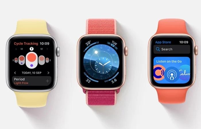 Apple watchOS 6.2.8 beta 2