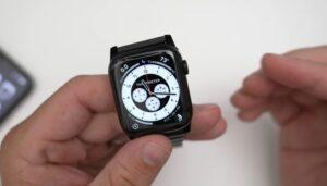 watchOS 7 beta 1