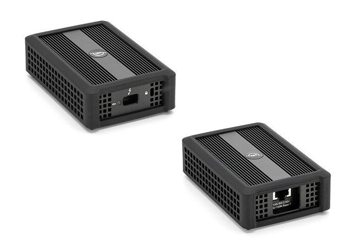 10 Gigabit Thunderbolt 3 Ethernet Adapter