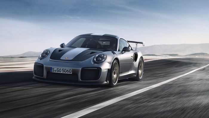 Porsche 911 GT2 RS gets 30 extra horsepower from 3D printed pistons - Geeky Gadgets