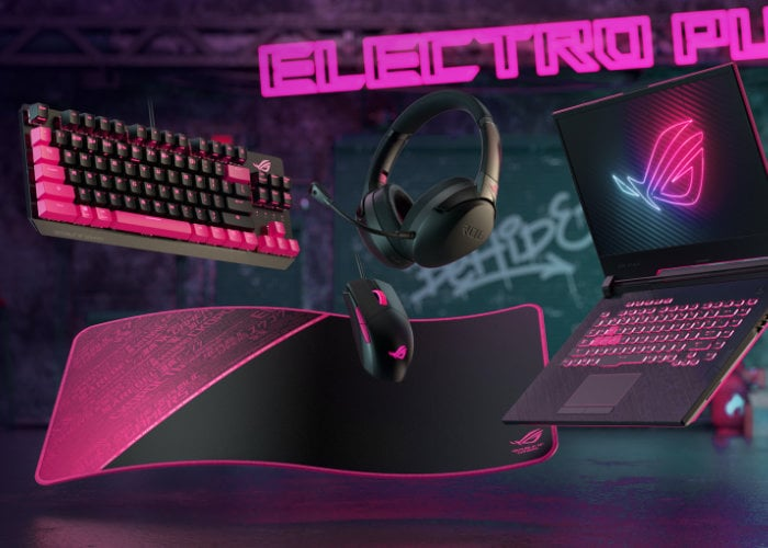 ASUS ROG Strix Electro Punk Edition