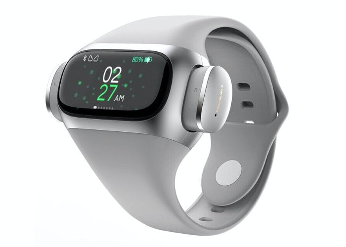 Aipower earbud watch